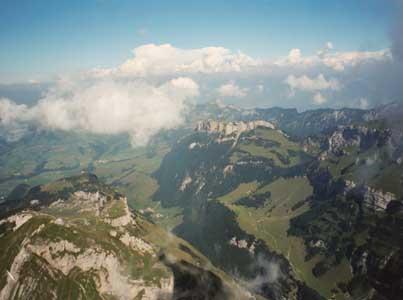 Schäfler - Ebenalp - Alp Sigel - Hoher Kasten
